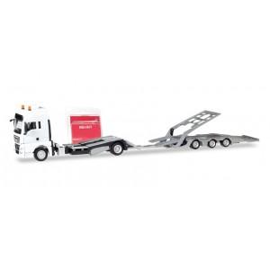 MiniKit: MAN TGX XXL Transport Camioane cu Remorca