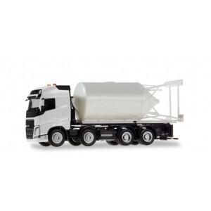Minikit: Camion Volvo FH Gl. 4axe ,cu siloz 22.5-m³