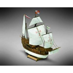 Kit corabie din lemn Santa Maria 1:106