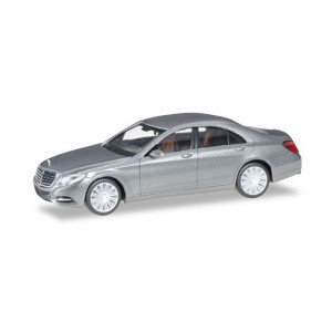 Macheta auto Mercedes-Benz S-Klass ®