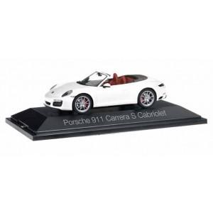 Macheta Auto Porsche 911 Carrera S Cabriolet 991 II