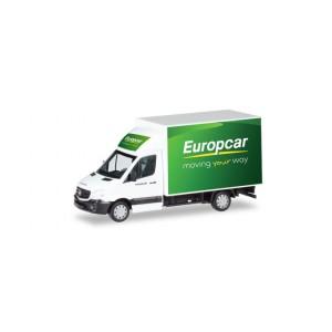 "Macheta autoutilitara Mercedes-Benz Sprinter ""Europcar"""