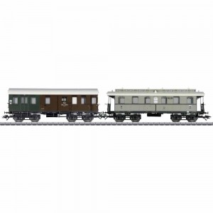 Set vagoane Marklin 43058, K.P.E.V