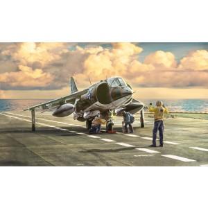 Kit de construit avion AV-8A HARRIER, 1:72
