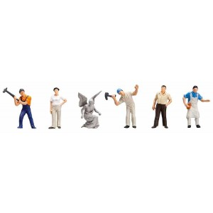 Set figurine HO Sculptori