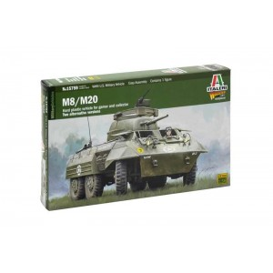 Kit autoblindata de asamblat M8/M20