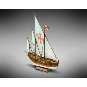 Kit corabie din lemn Nina 1:106