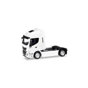 Macheta camion Iveco Stralis Highway XP Alb