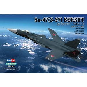 Kit de construit avion Suhoi Su 47 (S-37) Berkut 1/72