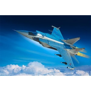 Kit de construit avion MiG 31M Foxhound 1/48