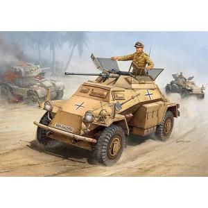 Kit autoblindata Sd. Kfz. 222
