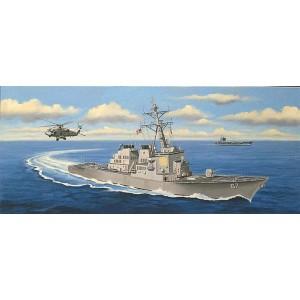 Kit de construit nava de razboi DDG-67 USS Cole 1/700