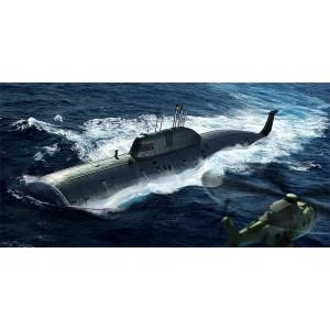 Kit de construit submarin RFS SSN Akula Class 1/350