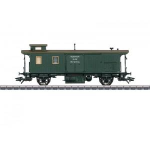 Marklin 42122 - Vagon bagaje cu usa culisanta