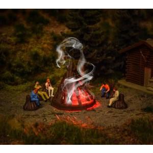 Kit foc de tabara Vollmer - 43667