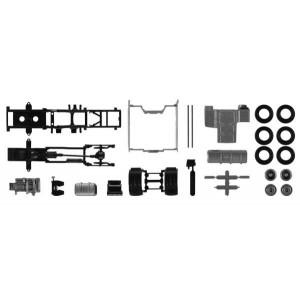 kit 2x sasiu DAF XF SSC 2017 cu paravant lateral