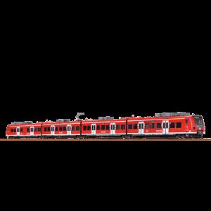 Automotor BR 425, DB Regio Bayern, cu sunet, Epoca VI