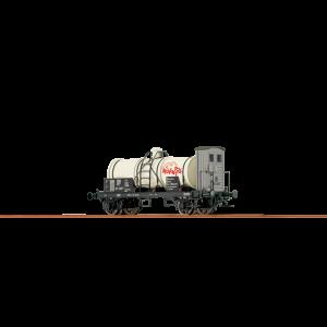 Vagon BRAWA 47839, SBB
