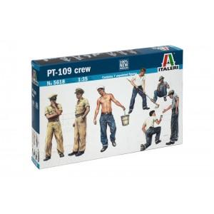 Kit de construit 7 figurine marinari, 1:35