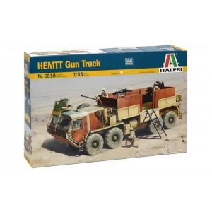 Kit de construit camion militar HEMTT 1:35