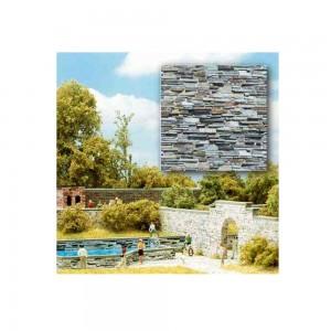 Foaie de decor imitatie roca Busch - 7421