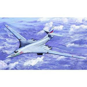 Kit de construit avion TU-160 Blackjack Bomber 1/72