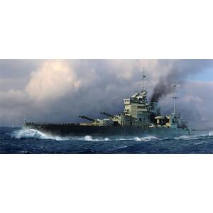 Kit de construit nava de razboi HMS Valiant 1939 1/700