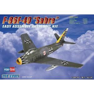 Kit de construit avion F86F40 Sabre 1/72