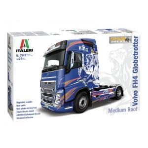 Kit de construit camion VOLVO FH4 Globetrotter