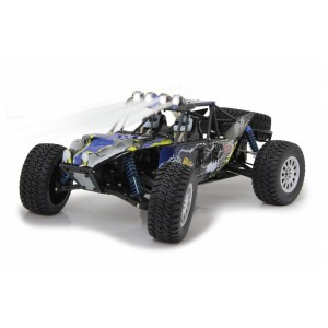 Masina Rc cu telecomanda Dakar Desertbuggy 1:10 /4WD /2,4Ghz /35 km/h/ LED