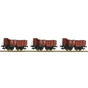 Set vagoane Fleischmann 590110, DRG