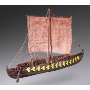 Kit corabie din lemn Viking Gokstad 1:72