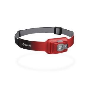 Lanterna portabila pentru cap Biolite Head Lamp 200 rosie