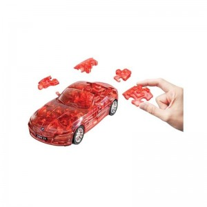 Puzzle Fun 3D BMW Z4, transparent