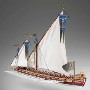 Kit corabie din lemn, La Real 1:72
