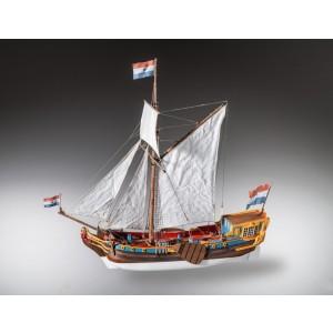 Kit corabie din lemn Dutch Statenjacht 1:48