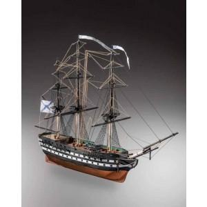 Kit corabie din lemn Alexander Newsky 1:220