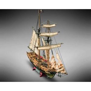Kit corabie din lemn BLACKBEARD 1:57