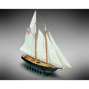 Kit corabie din lemn America 1:140