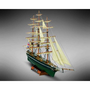 Kit corabie din lemn Cutty Sark 1:250