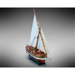 Kit corabie din lemn Bregante 1 :72