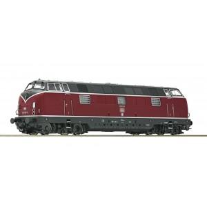 Locomotiva diesel ROCO 73820, BR 221, DB