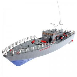 Barca RC cu telecomanda Torpedo cu 2 motoare