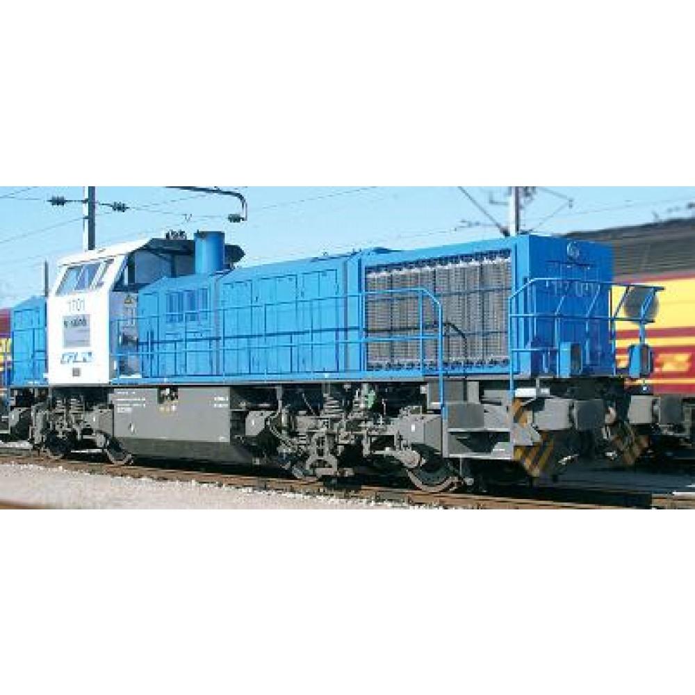 Locomotiva Mehano 54896