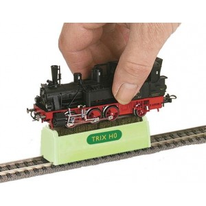 Perie de curatat rotile locomotivelor
