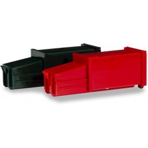 Macheta container presa gunoi pentru camioane herpa