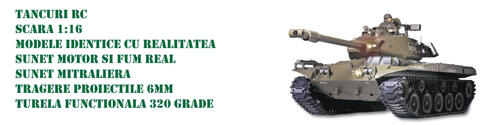 Tancuri RC