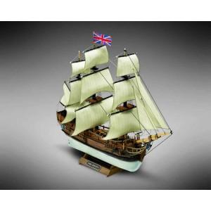 Kit corabie din lemn H.M.S. Bounty 1:135