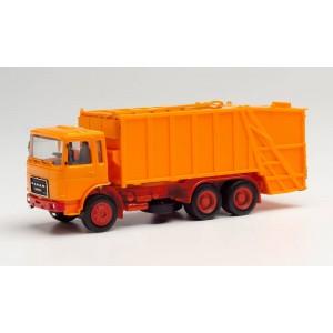 Minikit:camion Roman Diesel presa gunoi