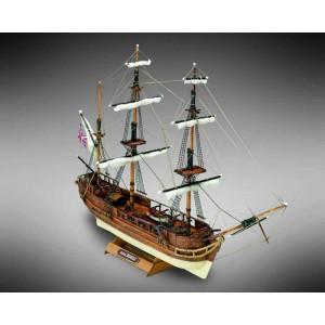 Kit corabie din lemn H.M.S. Beagle 1:121